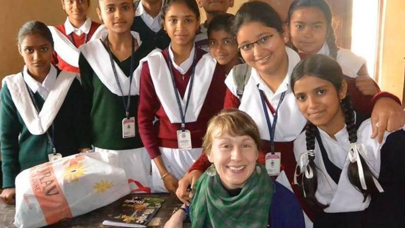 English Teacher for Himalayan Mountain Students