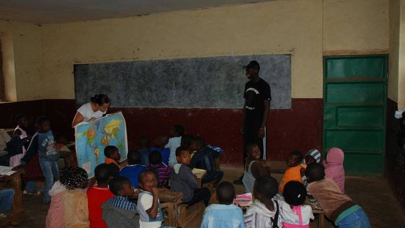 Holiday School & Cultural Exchange Teacher