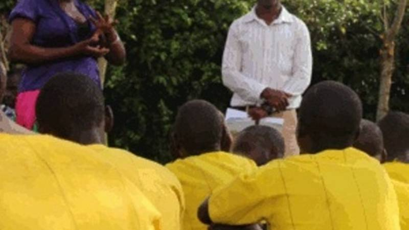 Rights education for inmates