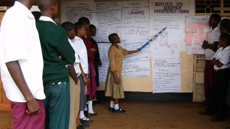 Training of Trainers(Mbokomu Secondary Schooll)
