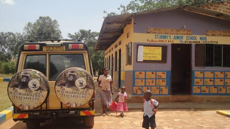 Kindergarten section for St Henry Junior Primary