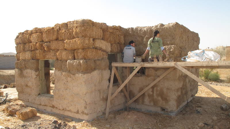Building a Desert Eco Village