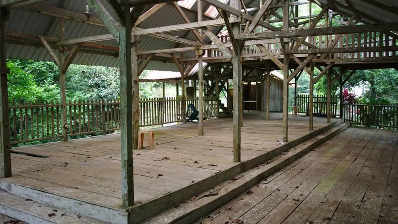Casa Águila - our program dwellings