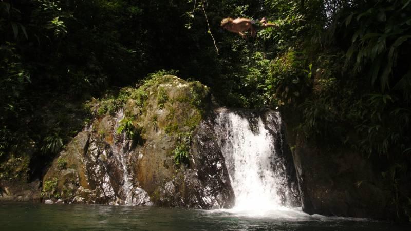 La Zahina Falls