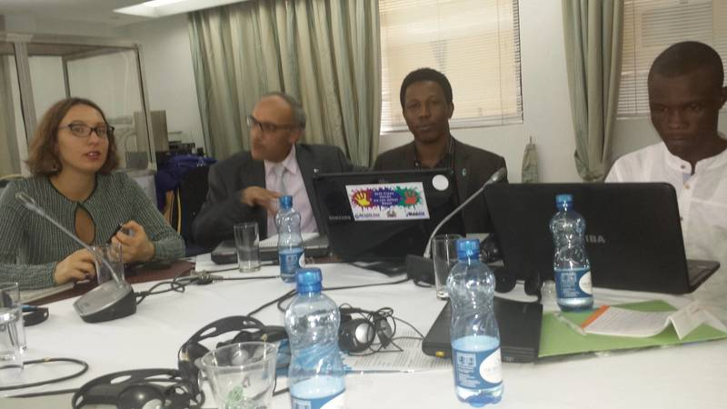 Scaling Up Health Service Delivery Meeting