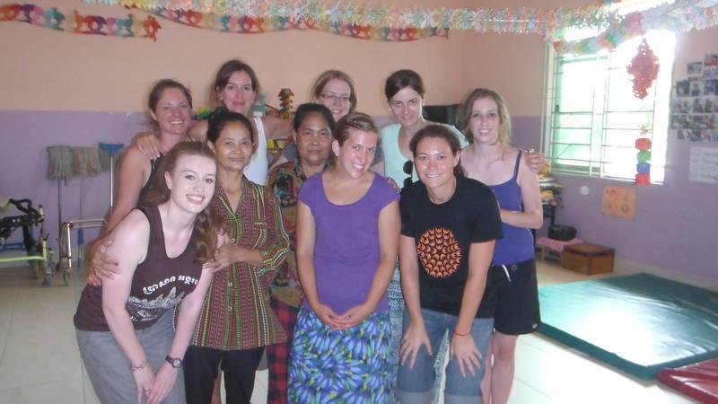 NGO Support, Cambodia 3