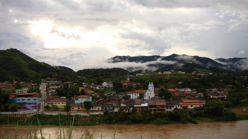 Iporanga, the closest town (6km) to our reserve