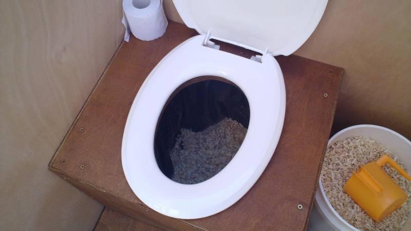 Composting Toilet!