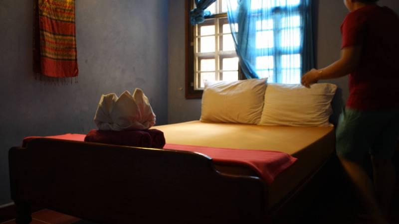 Volunteer accommodation
