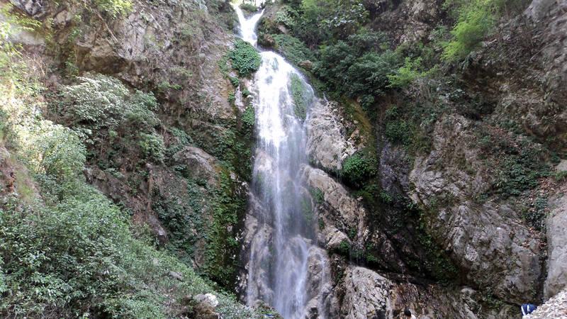 Namaste Waterfall