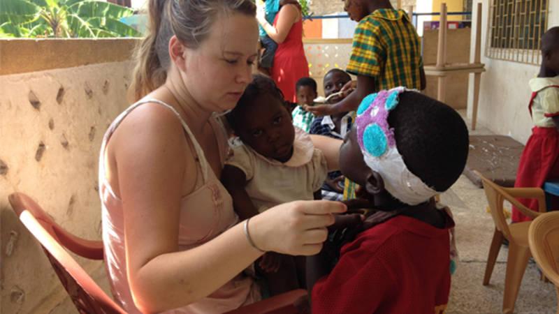 Childcare Volunteer