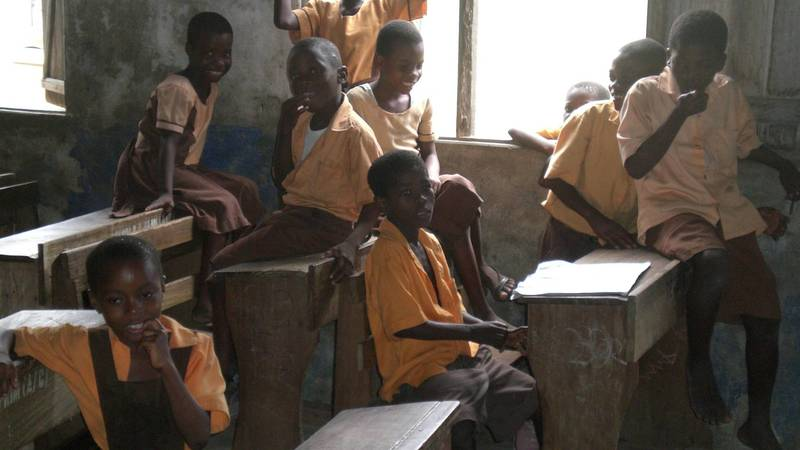 Classroom in Woe