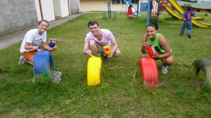 Activites with children