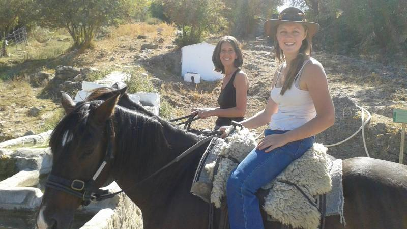 Ridingout