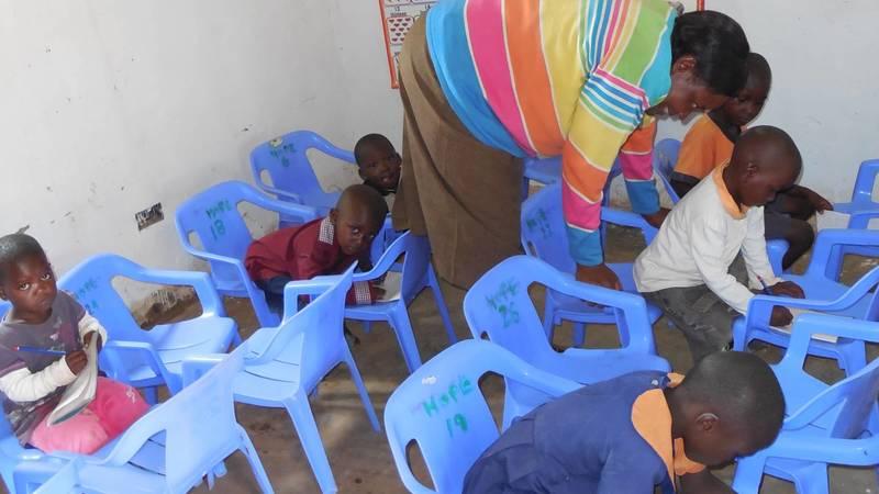Teaching Volunteers
