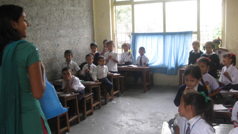 Teaching at the class