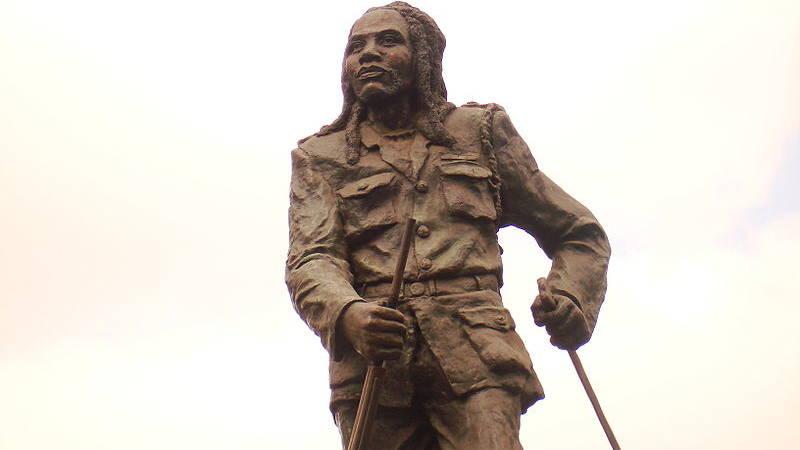 Dedan Kimathi Freedom Fighter