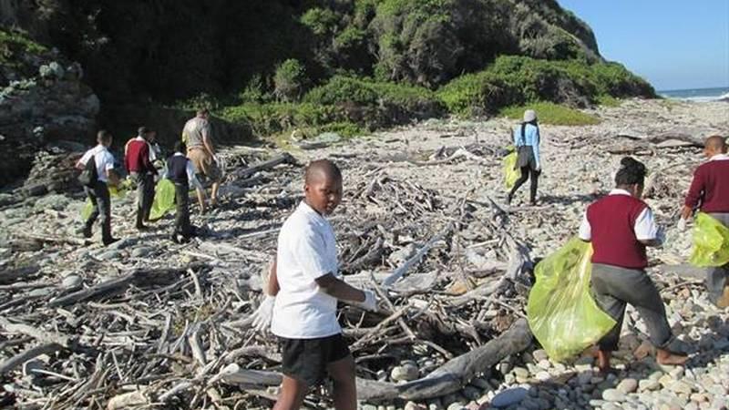 Marine Debris Clean Up