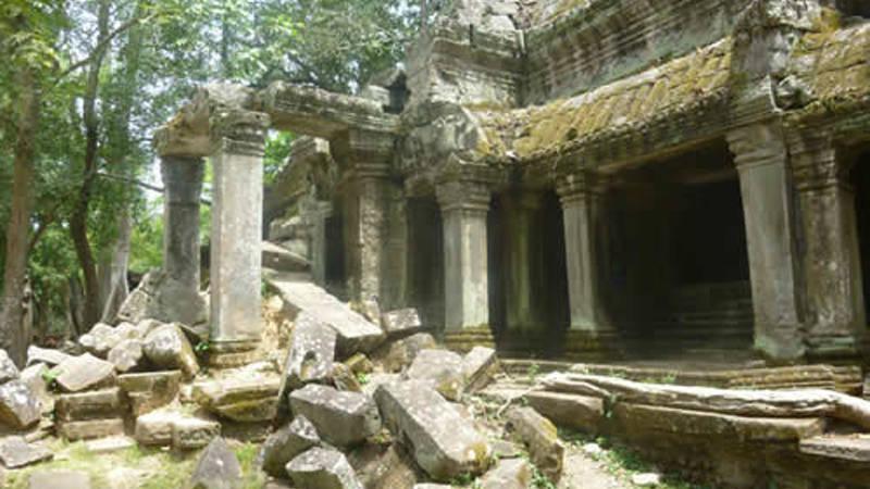 Adventure Trail in Thailand, Cambodia & Vietnam