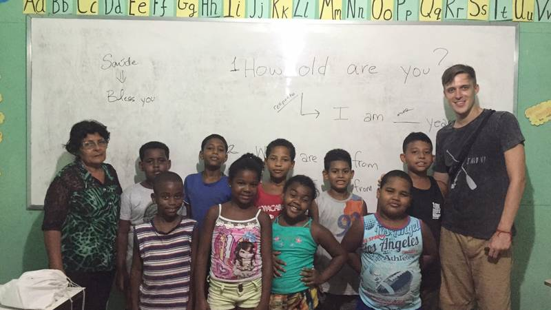 Teaching English to Children & Adults