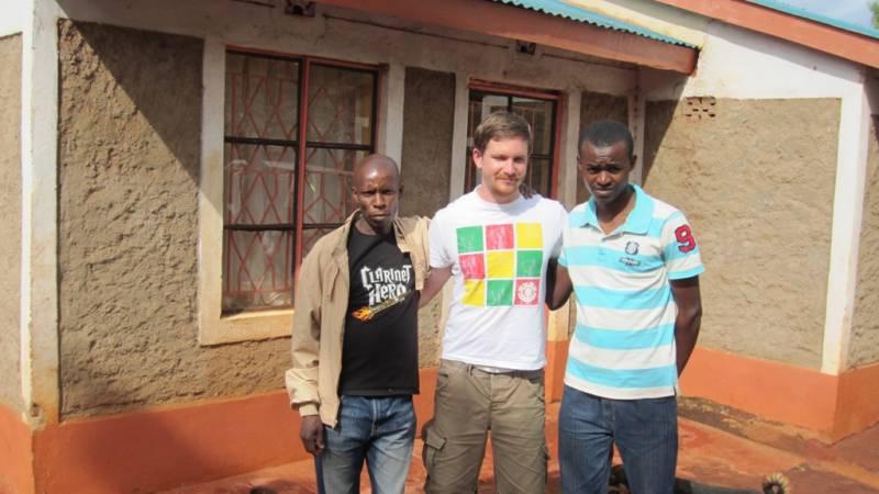 Volunteer from ireland