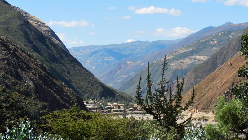 Yanasara valley
