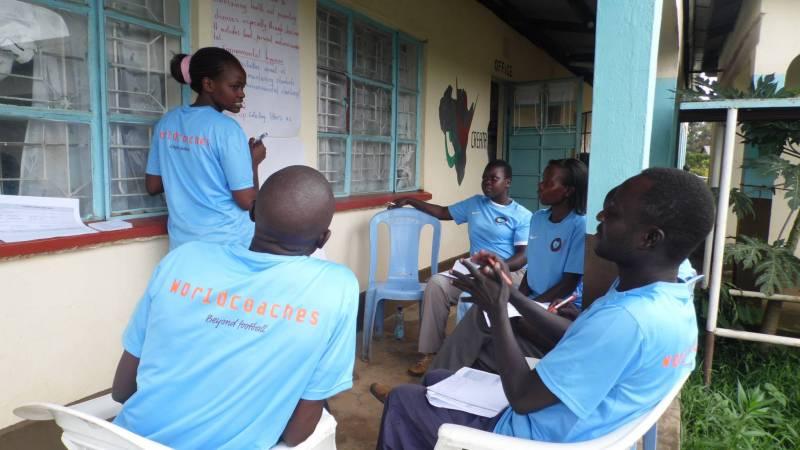 Coaches Training in Rapogi
