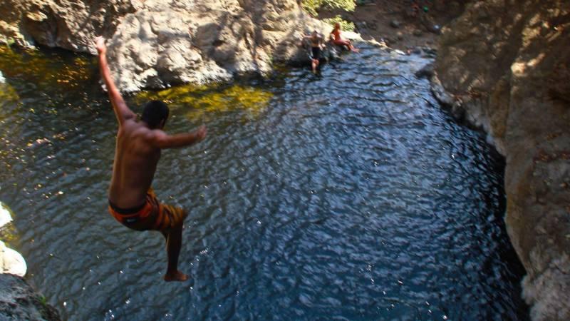 Waterfalls of Mata Palo