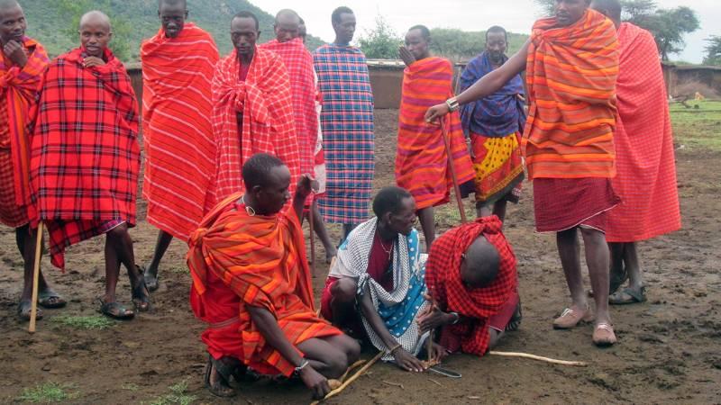 Maasai Mara visit