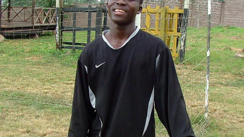 Ghana Goal Keeper