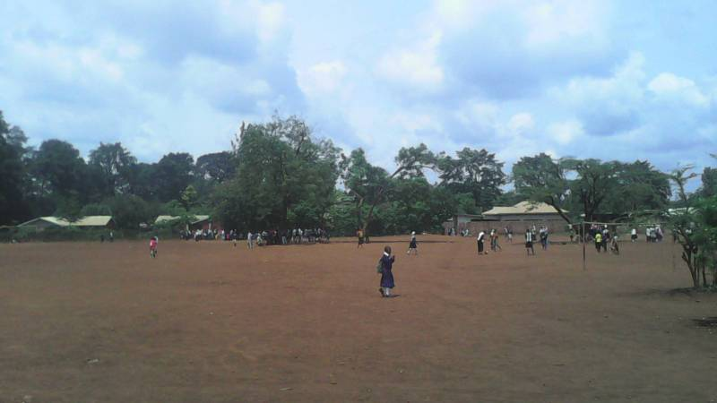 Inter competition for boys