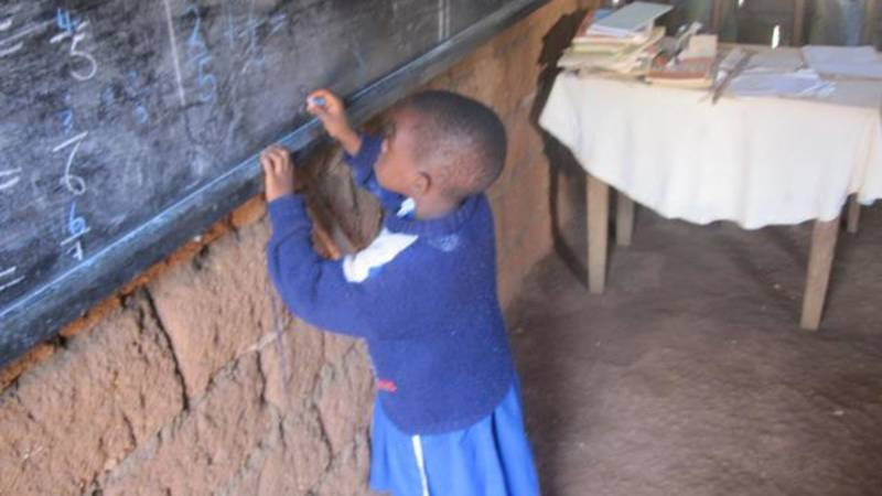 orphan supported during classes