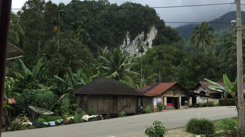 Beautiful villages in the area