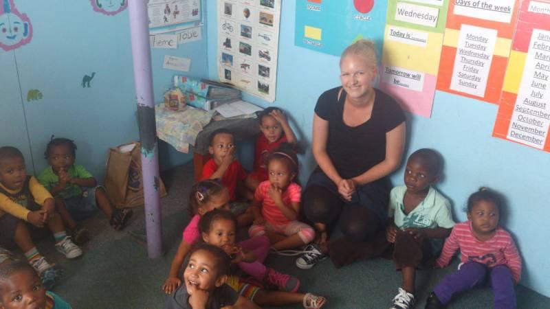 Childcare at a Creche or Kindergarten