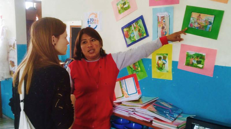'Santo Toribio' School for Disabled Children