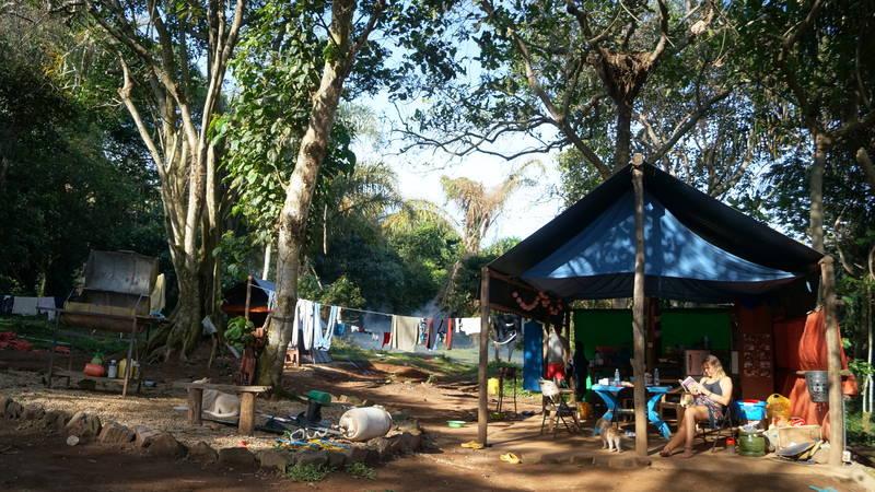 Our Volunteer Camp