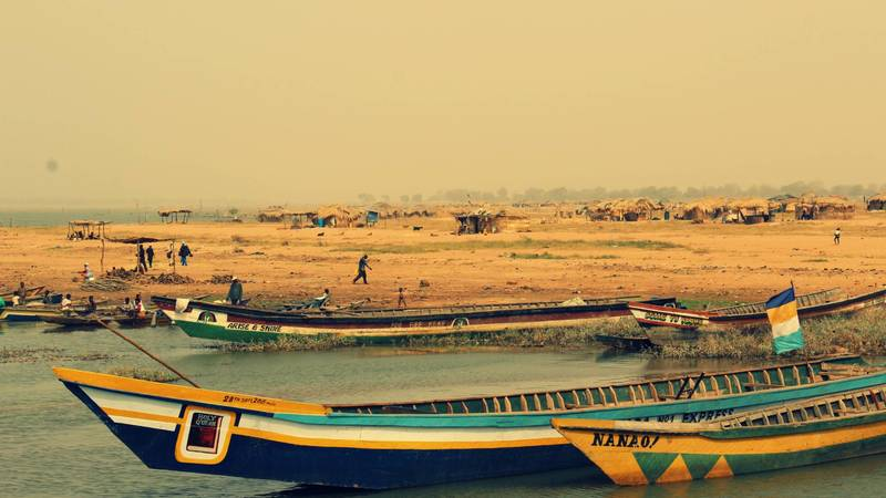 Take part in our trips and explore Ghana