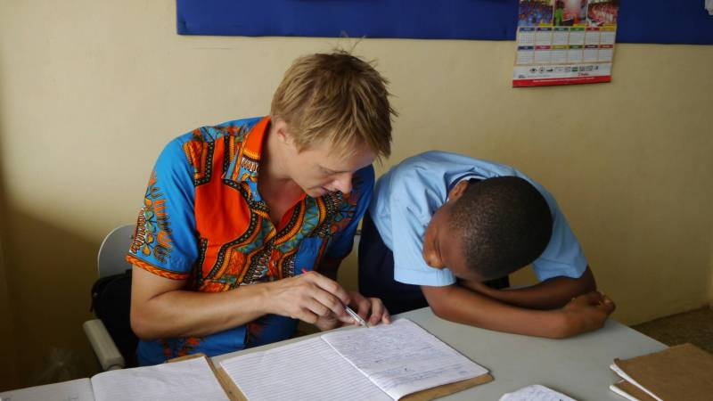 Teacher In Rural Schools