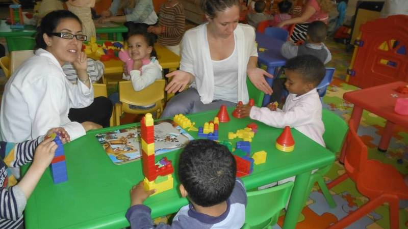 Childcare for children with special needs