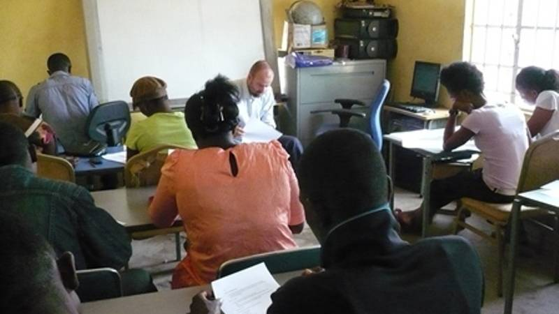 training on basic computer technology