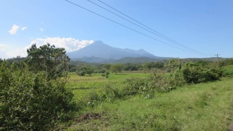 Mount Meru from far