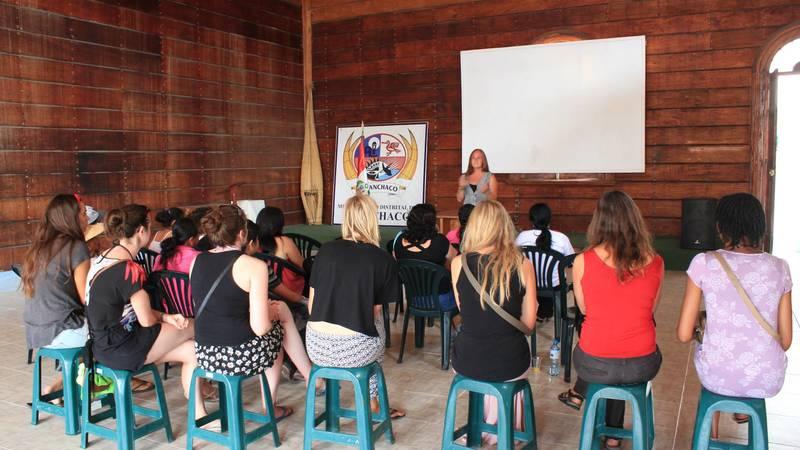 Women's empowerment project coordinator
