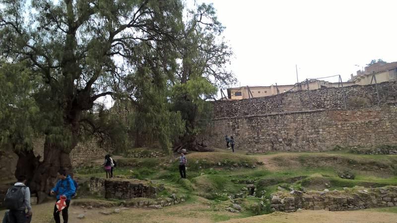 archaeological work