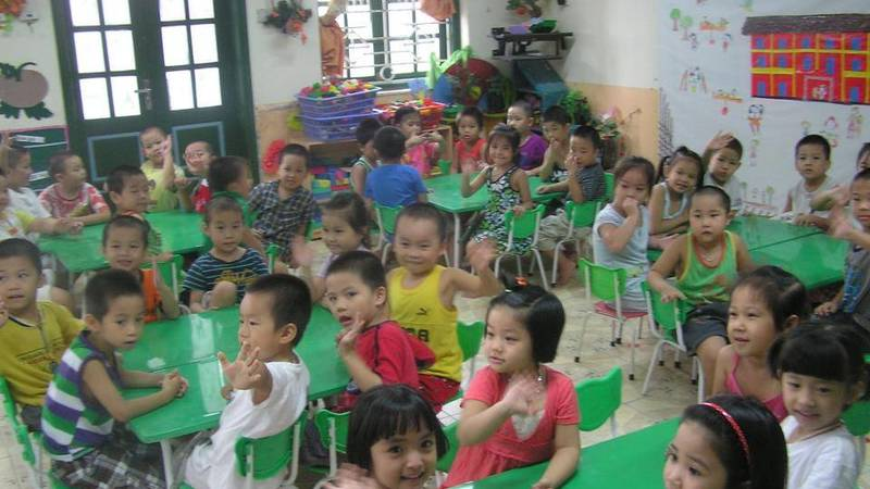 Day-Care for Children and Young Adults