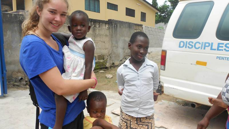 Orphanages Care Center Assistant