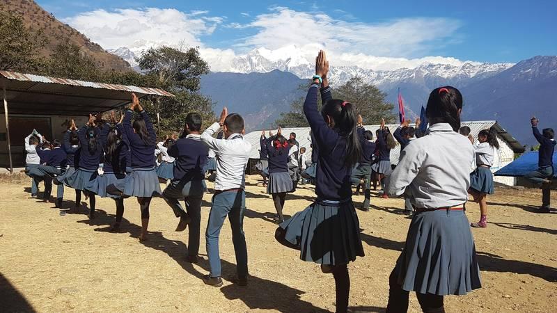 Mountain Village Teacher