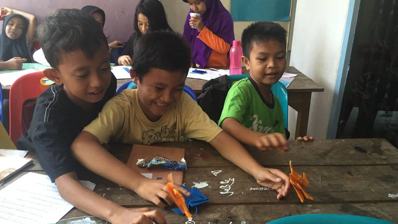 Teaching & Leisure Activities Assistant Aceh