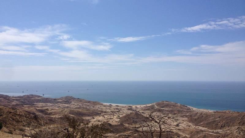Desert & Ocean Paradise