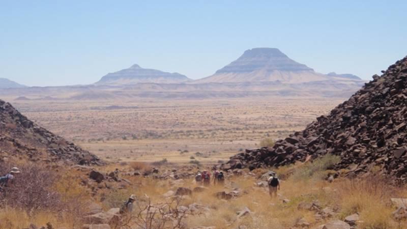 Desert Elephant Conservation