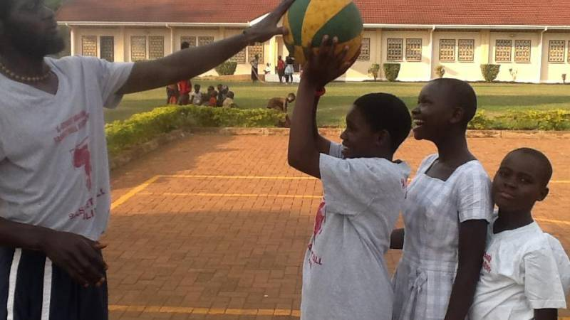 Basketball coaching!
